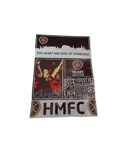 Hearts Football A4 Sticker Set, HMFC, Heart of Midlothian FC