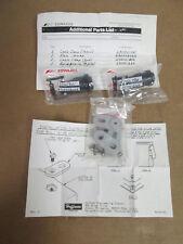 Edwards Additional Parts Kit AMP 9 &16 Pin Lock Ring Kit/Hoffmann Foot Mount Kit