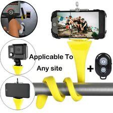 Flexible Selfie Stick Monopod Tripod Monkey Holder For GoPro iPhone Camera