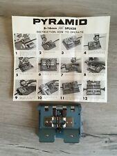 Cement Splicer Super 8  8mm  & 16mm Pyramid Splicer