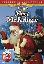 Meet Mr. Kringle