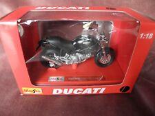 Ducati Monsterdark, scale 1:18  diecast motorcycle  # 39324