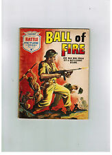 BATTLE PICTURE LIBRARY No. 237 Ball of Fire