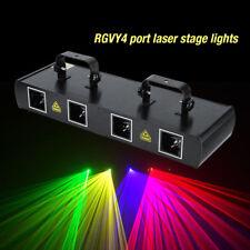 RGBP 30W Laser Stage Projecteur Lumière Eclairage Light DMX512 DJ Disco Fête KTV