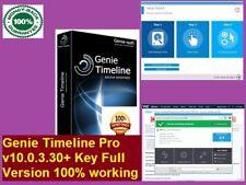 Genie Timeline Pro v10.0.3.+ Key Full Version 100% working
