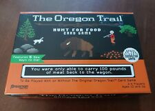 The Oregon Trail Hunt for Food Card Game - New
