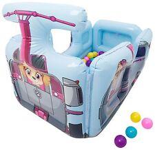 Paw patrol inflatable ball pit fun house-filles enfants cadeau château gonflable