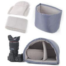 Waterproof Flexible DSLR SLR 6Camera Bag Insert Partition Padded Lens Case Cover
