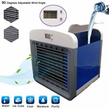 Convenient Air Cooler Portable Fan Air Conditioner Humidifier Space Easy Cool