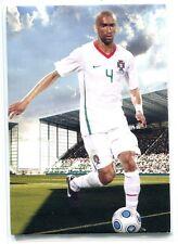 2012 Futera World Football Unique Ruby 17 Jose Bosingwa /295 Portugal