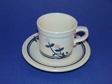 Pfaltzgraff Windsong Cup and Saucer