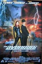 THE AVENGERS 1998 – Original D/S Rolled 27x40 Movie Poster