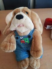 Build a Bear Dog With Outfit