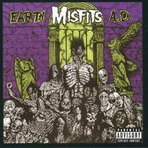 Misfits : Earth A.D. CD (2000) Value Guaranteed from eBay's biggest seller!