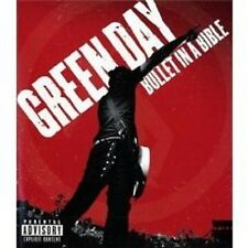 """Green Day """"Bullet in a Bible (live)"""" BLU RAY NUOVO"""