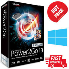 💽Cyberlink Power2go 13 Platinum✔️Full Activated✔️Lifetime License⚡Fast Delivery