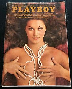 PLAYBOY ORIGINAL USA - NOVEMBER 1970 - TBE