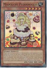 YU-GI-OH: MADOLCHE PUDDINGCESS - ULTRA RARE - REDU-EN026
