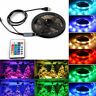 5V 5050 60SMD USB LED STRIP LIGHTS TV BACK RGB COLOUR CHANGING REMOTE CONTROL SP