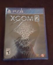 XCOM 2 (Sony PlayStation 4, 2016) ps4 game aliens sci fi Firaxis 2K Games NEW