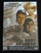 DVD - THE BALLAD OF ANDY CROCKER PG - GREAT CONDITION