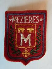 Ecusson touristique Mezieres