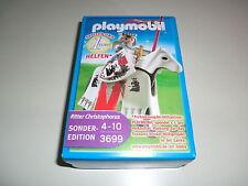 Playmobil 3699 Chevalier Christopherus Château De Édition spéciale