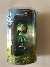 DISNEY PIXAR INSIDE OUT FIGURE DISGUST 1 1/2 INCH BRAND NEW