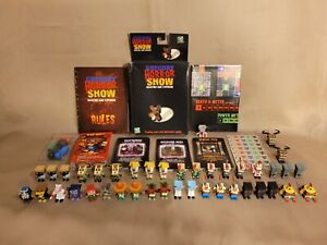 Gregory Horror Show Collectible Game Experience & 40 Extra Figures Monsters Lot