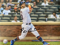 Pete Alonso Signed Autographed 8x10 Photo New York METS MLB COA