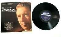 """The Incomparable Mantovani & His Orchestra 12"""" 33 RPM LP - LONDON (PS-392) 1964"""
