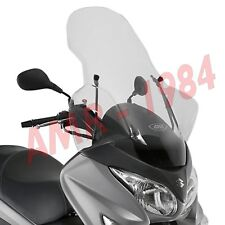 PARABRISAS COMPLETO SUZUKI BURGMAN 125 - 200 cc / ABS GIVI 3106DT + D267KIT