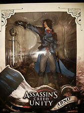 """Arno the Fearless Assassin Creed Unity 10"""" PVC Figure Statue [BRAND NEW SEALED]"""
