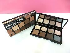 NIB Smashbox Photo Matte Eyes Shadow Liner Brow Powder Palette 0.17 oz. Boxed
