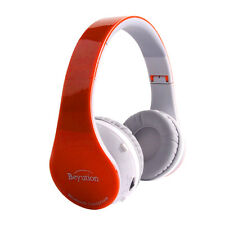 New 3IN1 Wireless Stereo Bluetooth Headphone for Mobile CellPhone Laptop Tablet