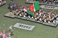 25mm ACW / mexican - regiment 21 figures - inf (39245)