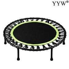 Mini Trampoline Fitness indoor Bungee Rebounder Jumping Sports Kids Safety Cardi