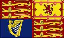 UK Royal Standard Large Flag 5' x 3'