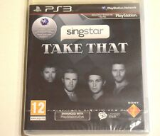 Game SingStar Karaoke Take That PS3 New in box