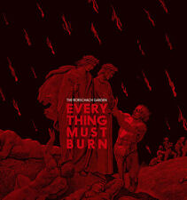 THE RORSCHACH GARDEN Everything Must Burn CD 2017