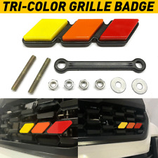Fit For Toyota Trd Grille Badge Emblem Tacoma 4Runner Tundra Rav4 Highlander Eod