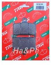 Triumph-original trw-Lucas balatas brake pads mcb595
