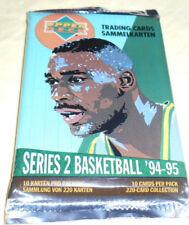 94-95 Upper Deck Series 2 basketball english german pack