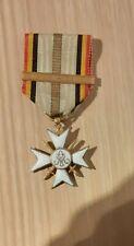 Medaille WO I Burgerlijke decoratie kruis 1e klasse 1914 1918