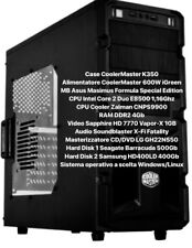 Infotronik PC Gaming Offerta - Cooler Master Zalman Intel Asus Fatal1ty