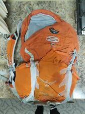 Osprey Talon 22 Backpack Orange Used with Rain Guard