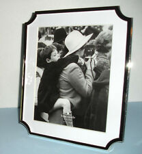 "Kate Spade Lenox SULLIVAN STREET Picture Frame 8X10"" Photo Silverplated New"