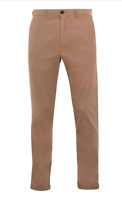 JACK WILLS Barberry Slim Chinos Stone Mens Size UK W30 R *REF37