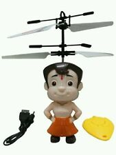 New Chota Bheem Flying Helicopter Infrared R/C & Gravity Sensor