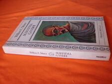 (William Shirer) Mahatma Gandhi 1983 Frassinelli 2 ed.
